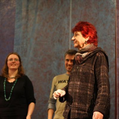 WE chantant Anne Sylvestre 2009